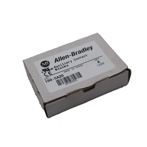 Allen Bradley 150-CA20 Serie A Contact Block Auxiliary Contact Block