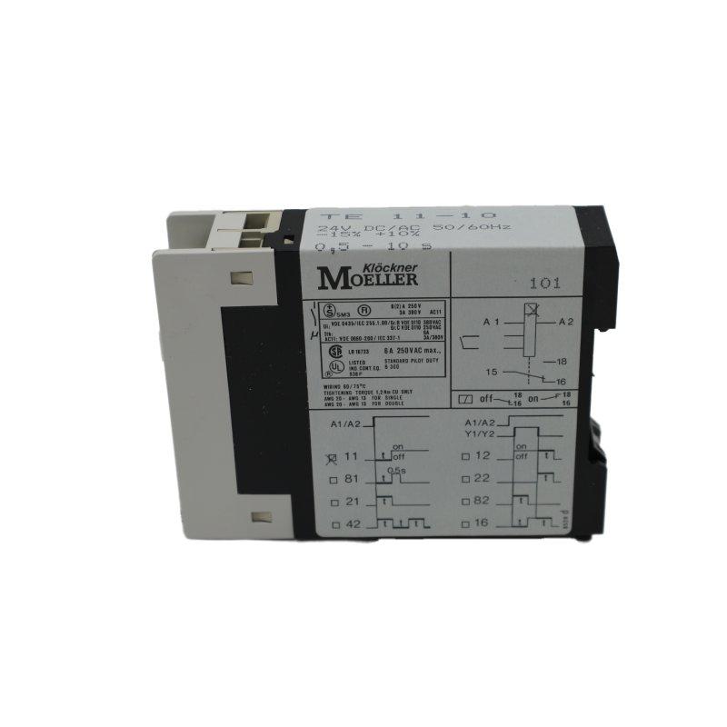 Klöckner Moeller TE11-10 Relais zeitgesteuert Timed Relais