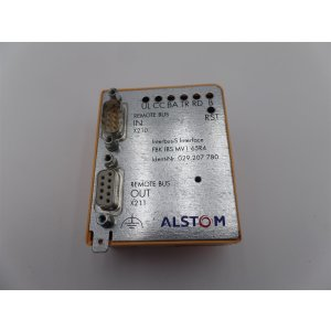 Alstom Interbus-S Interface FBK IBS MV1 65R4 Nr. 029 207 780