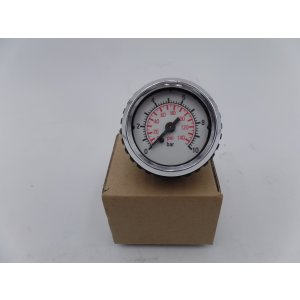 F + R 105-106-110-111 Manometer 0-10bar 0-140psi gauge