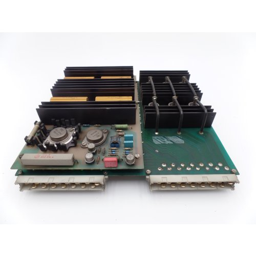 Infranor SMNB 1690 Netzteil Nennspannung 3X48-113V Board Power Supply