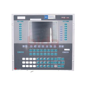 Unipo NCP-1500 Bedienterminal 2RIT0XFC9N00A operating...