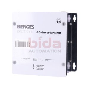 Berges Electronic US 550/M AC-Inverter Sinus 750VA