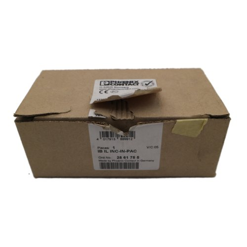 Phoenix Contact Interbus IB IL INC-IN-PAC Nr. 2861755 Inline-Funktionsklemme