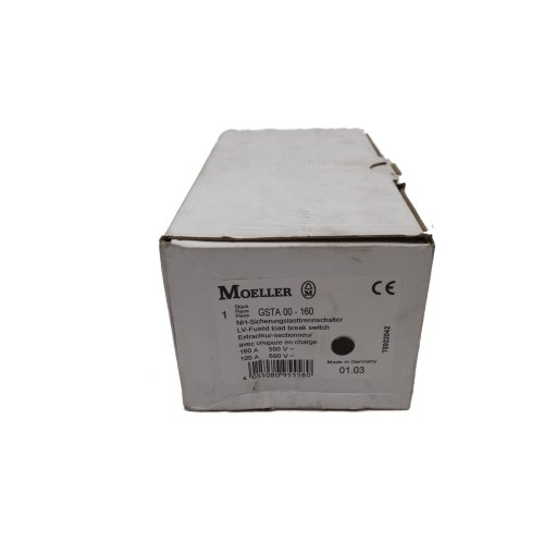 Klöckner Möller GSTA00-160 Sicherungslasttrenner switch disconnector